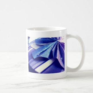 Fluted Wing Coffee Mug