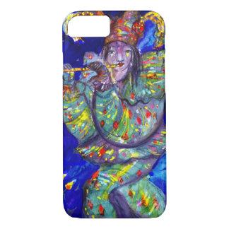FLUTIST IN BLUE / Venetian Carnival Night iPhone 7 Case