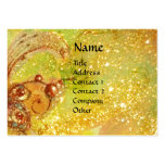 FLUTIST PORTRAIT / Venetian Masquerade Pack Of Chubby Business Cards