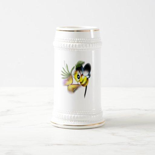 Flutter and Buzz Coffee Mug