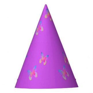 Flutter-Byes party hat