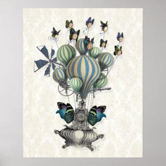Flutter Time Poster