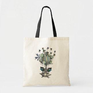 Flutter Time Tote Bag