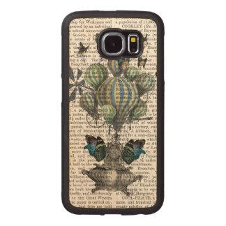 Flutter Time Wood Phone Case