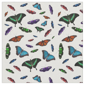 Flutterbies Fabric (choose colour)