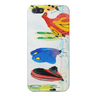 Flutterbies Case For iPhone 5