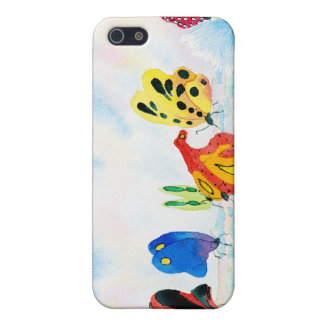 Flutterbies iPhone 5 Covers