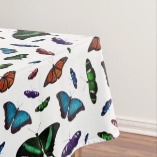 Flutterbies Tablecloth (choose colour)
