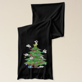 Flutterby bunnies decorating and gifts - Scarf