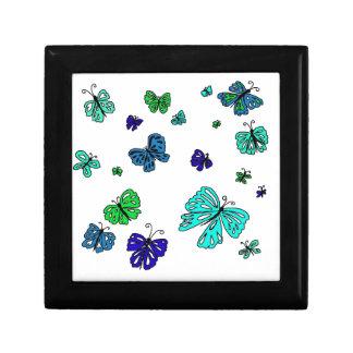 Flutterby Butterfly Keepsake Box