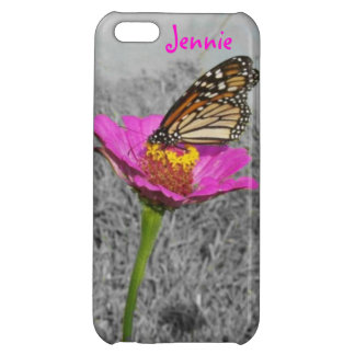 Flutterby Butterfly iPhone 5c Case