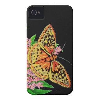 Flutterby iPhone 4 Cover