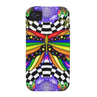 Flutterby Case-Mate iPhone 4 Cover