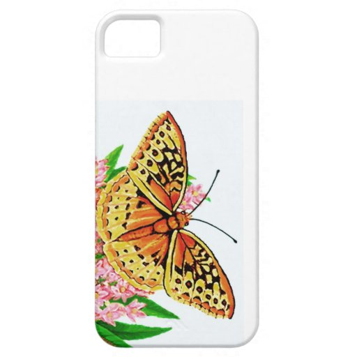 Flutterby iPhone 5 Case