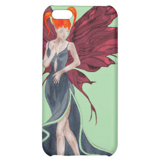 Flutterby Fae fall-twin 1 iphone4 case Cover For iPhone 5C