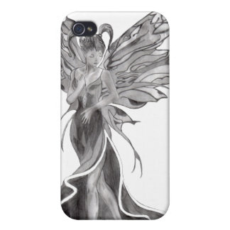 Flutterby Fae iphone4 case iPhone 4/4S Cases