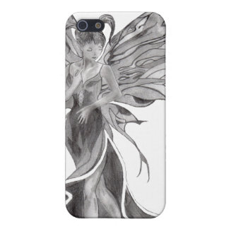 Flutterby Fae iphone4 case iPhone 5 Cases