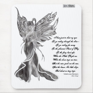 Flutterby Fae Mouse Mat