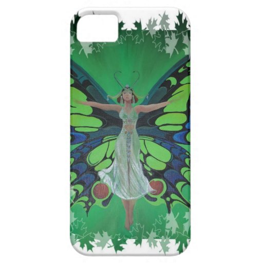 Flutterby Fairy Case For iPhone 5/5S