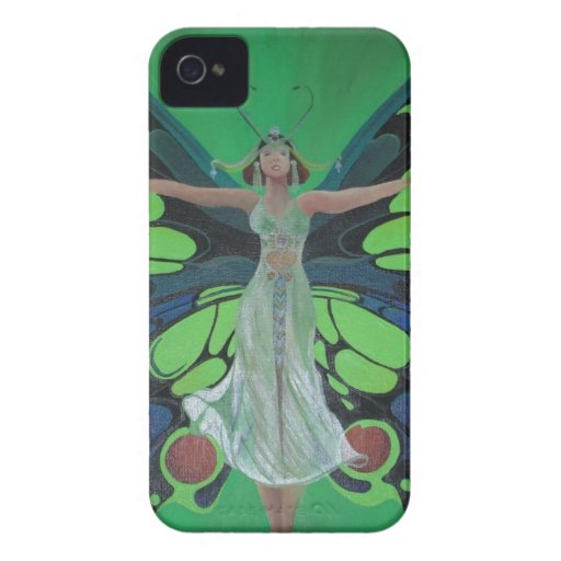 Flutterby Fairy iPhone 4 Case