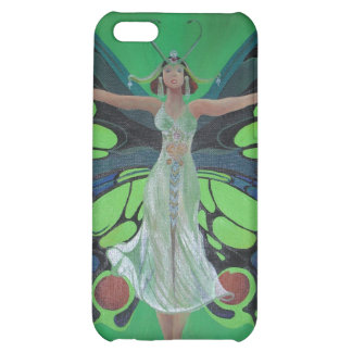 Flutterby Fairy Case For iPhone 5C