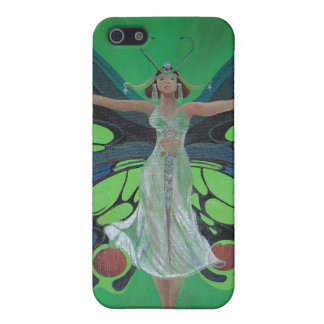 Flutterby Fairy Cases For iPhone 5
