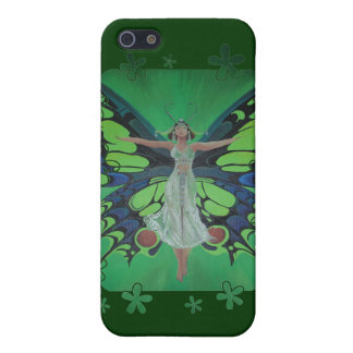 Flutterby Fairy Covers For iPhone 5