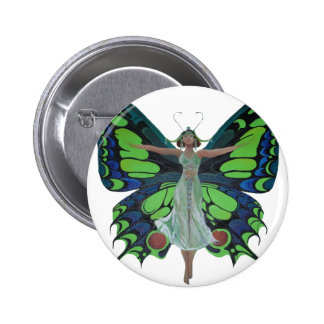 Flutterby Fairy Pin