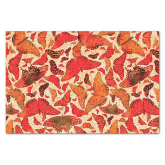 Flutterby Fall Butterflies Tissue Paper