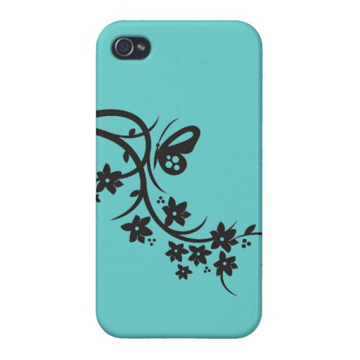 Flutterby iPhone 4 Case
