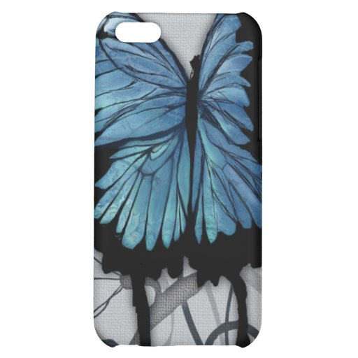 Flutterby iPhone 5C Cases