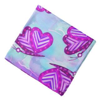 Flutterbys Valentines Folk Art GIRLS TWEEN Do-rags