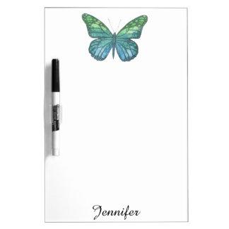 Fluttering Butterflies Dry Erase Board