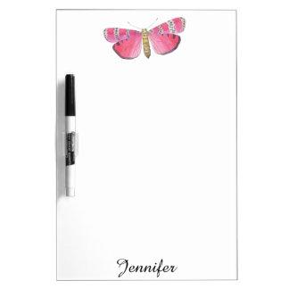 Fluttering Butterflies Dry Erase Whiteboards