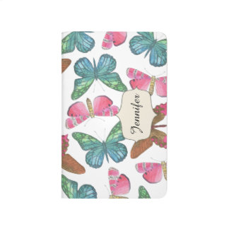Fluttering Butterflies Journal