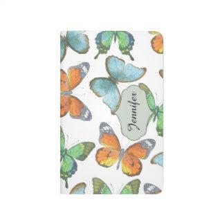 Fluttering Butterflies Journal