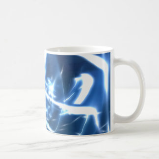 Flux Current Basic White Mug
