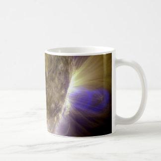 Flux Ropes on the Sun Basic White Mug