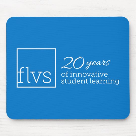 FLVS 20 Years Mousepad