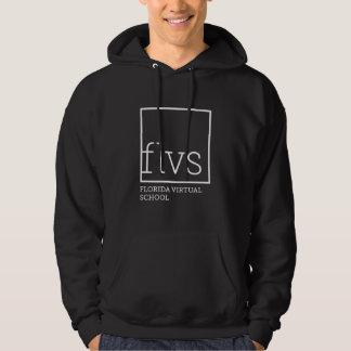 FLVS Adult Black Hoodie