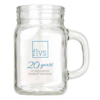 FLVS Mason Jar
