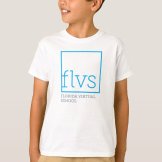 FLVS Youth T-Shirt (Light Colours)