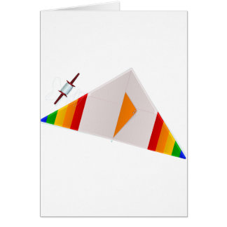 Fly a Kite Design Card