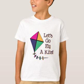Fly a Kite Tee Shirt