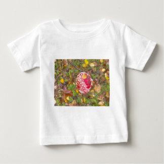 Fly Agaric Fungi Baby T-Shirt