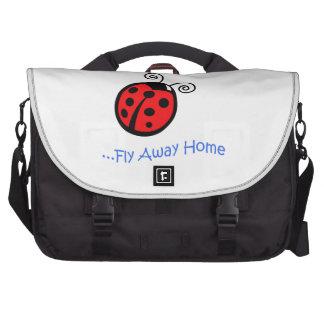 FLY AWAY HOME APP LAPTOP SHOULDER BAG