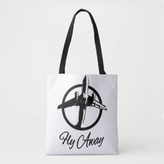 Fly Away - Travelbag Tote Bag