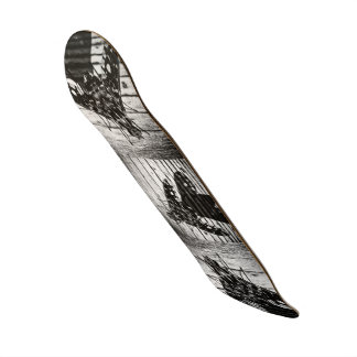 fly back skateboard