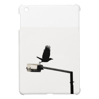 Fly Black and White Minimal iPad Mini Cover For The iPad Mini