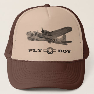 Fly Boy & Flying Fortress Hat